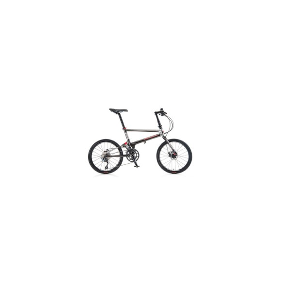Reach SL Folding Mountain Bike