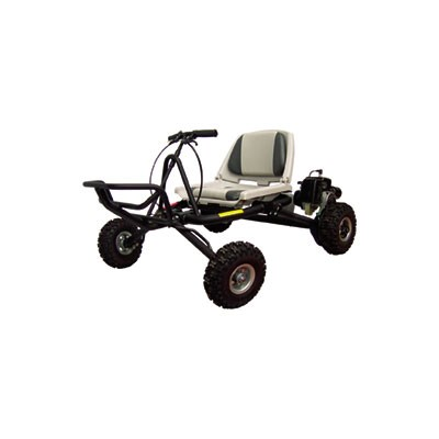 Go-Ped Trail Ripper Quad Gas Go Kart
