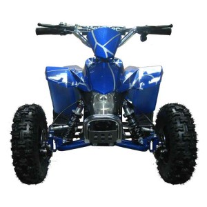 Front MotoTec 24v Mini Quad V3 MT-ATV3