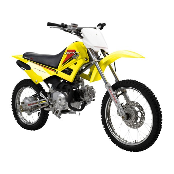 Baja Motorsports Warrior 90cc Dirt Bike