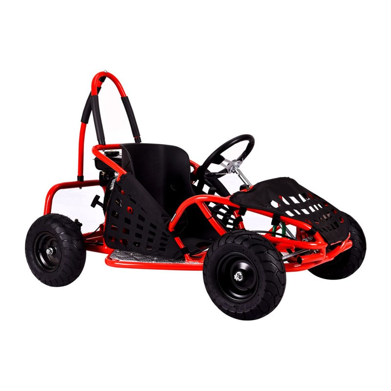 MotoTec Off Road Go Kart 79cc MT-GK-05_Red