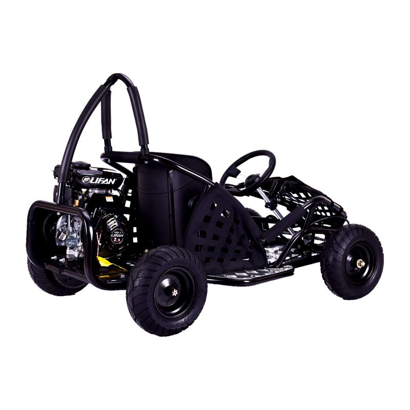 MotoTec Off Road Go Kart 79cc MT-GK-05_Black