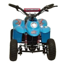 Mongoose Dirt Grinder Electric ATV