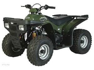 Kasea Outback 90 Four Wheeler ATV