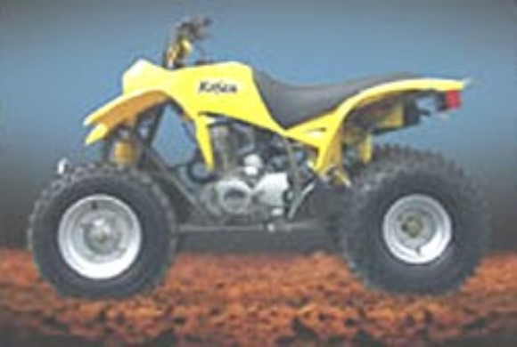 Kasea Skyhawk 170 Four Wheeler ATV