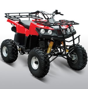Mammoth Utility ATV 150cc