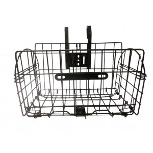 X-Treme Folding Wire Storage Basket