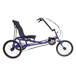 Belize TRI-RIDER R-2 Recumbent 21 Speed Tricycle