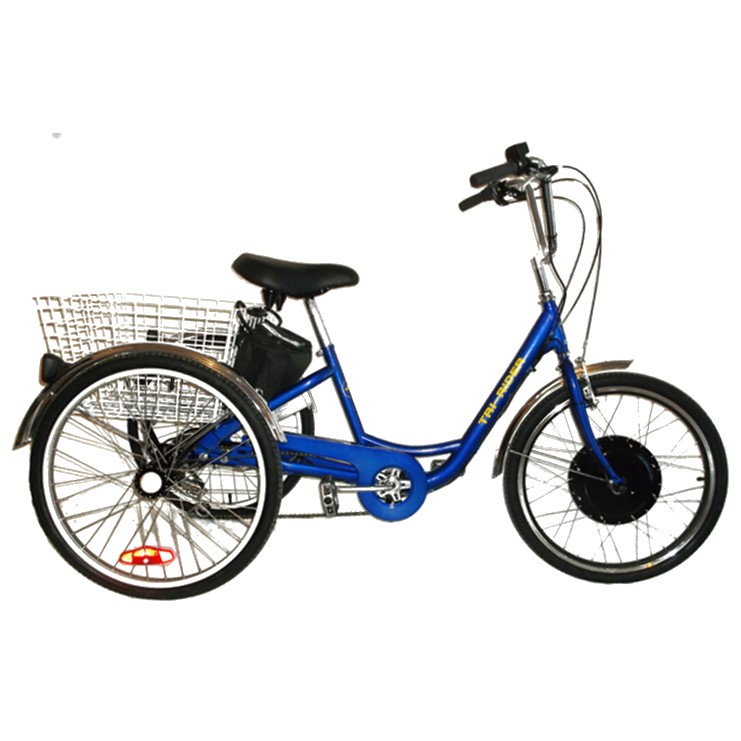 "Belize Tri Rider 20"" Adult Tricycle"