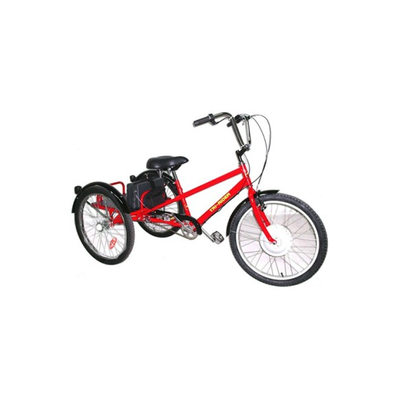 Belize Tri Rider 3-Speed Industrial Tricycle