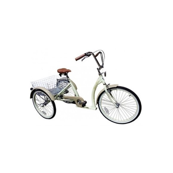 "Husky Cruiser Master 24"" Adult Tricycle"