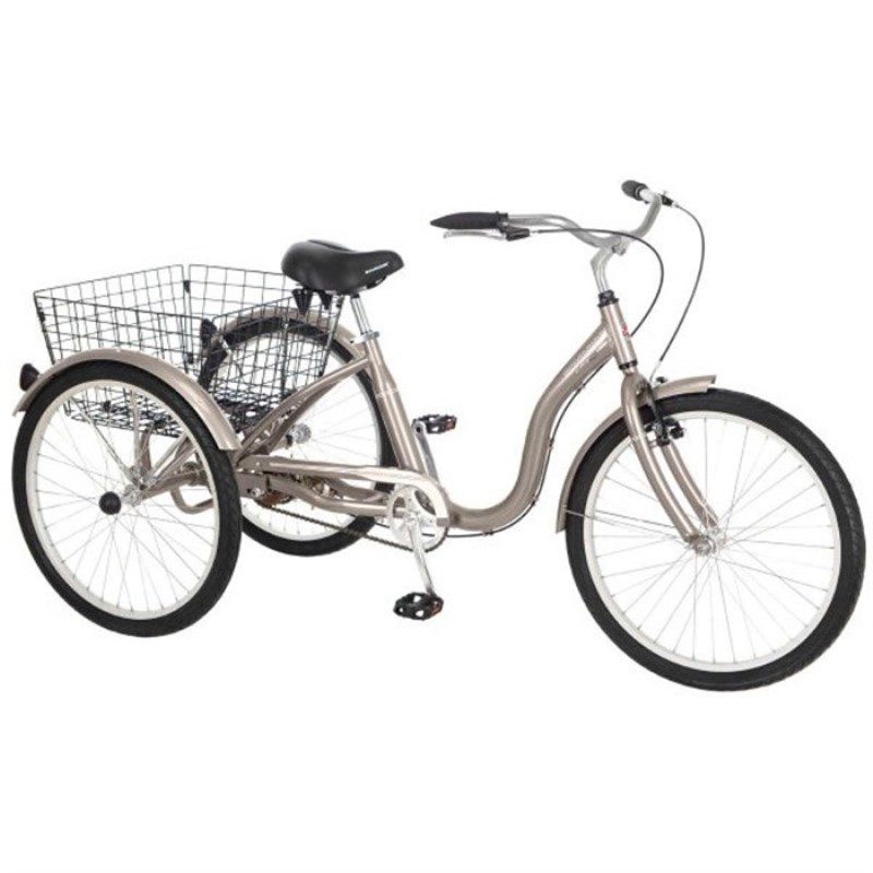 Schwinn Meridian Adult Tricycle - Schwinn Adult Tricycles ...