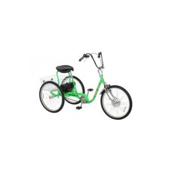 "Trailmate DeSoto 24"" Classic Adult Electric Tricycle"