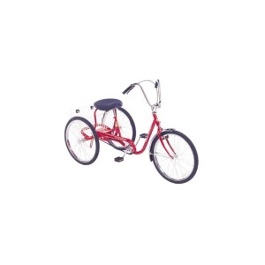 "Trailmate DeSoto 24"" Classic Adult Tricycle"