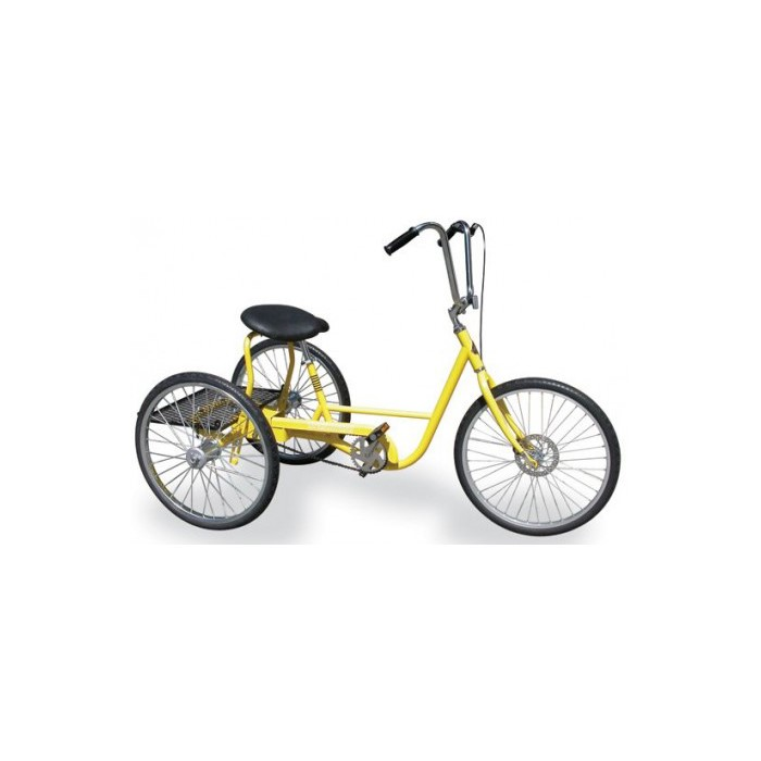 "Trailmate Worker 24"" Industrial Adult Tricycle"