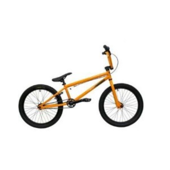 Hoffman Aggroman 2011 Complete BMX Bike - Aggro Orange