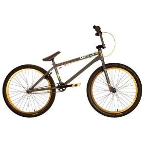Sunday Model C Pro 2011 Complete BMX Bike - 24 Inch - Cool Grey