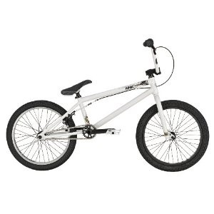 Kink BMX 2011 20-Inch Transition Bike (Matte White)