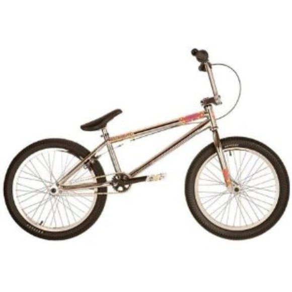 Sunday Gary Young Signature 2011 Complete BMX Bike - 20.75 - Chr