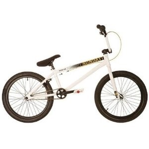 Sunday Gary Young AM 2011 Complete BMX Bike - 20.5 - White