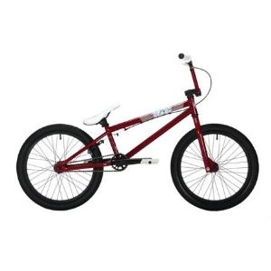 Hoffman Ontic EC 2011 Complete BMX Bike - Pearlized Red