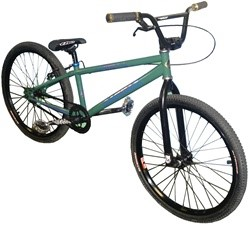 Staats BMX Complete Bike (OX PLatinum Chromoly Frame)