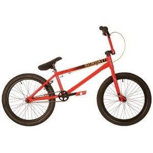 Sunday Gary Young AM 2011 Complete BMX Bike - 20.5 - Red