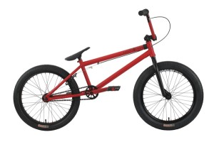 Premium Duo 2011 Complete BMX Bike - 20.5 Inch - Matte Red