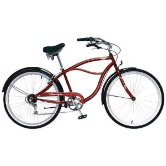 "Pacific Shorewood Men's Cruiser Bike (26"" Wheels)"