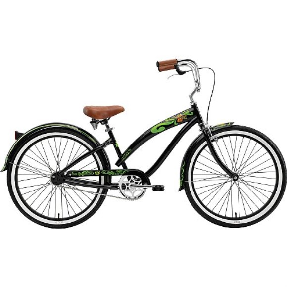 Nirve August Girls by Robert August 26 Women's Cruiser Bicycle