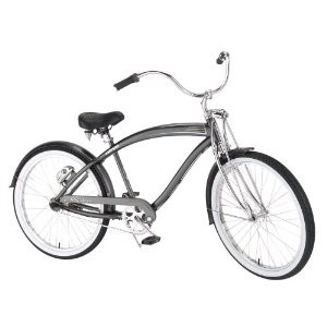 Nirve Fifty-Three Men's Cruiser Bike (26-Inch Wheels)