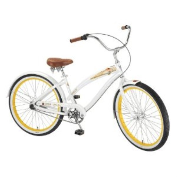 Nirve Coco Loco 3 Women's 3-Speed Cruiser Bike