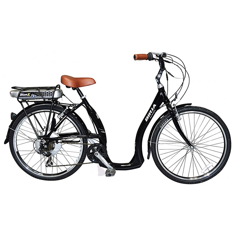 Biria Electric Easy Boarding 3 Speed Bicycle
