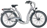Biria Easy Boarding Superlight 8 Speed City and Touring Bike