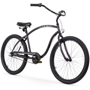 "Firmstrong Chief 26"" Urban 3-Speed Cruiser Bicycle"