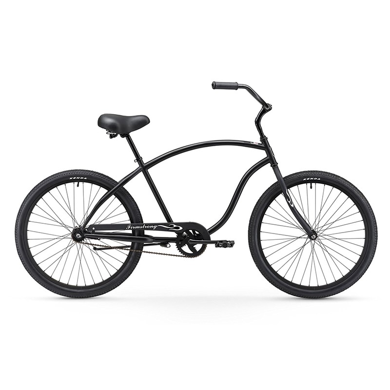 "Firmstrong Chief 26"" Urban Single Speed Cruiser Bicycle"