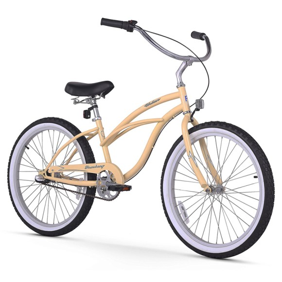 "Firmstrong Urban 24"" Women's Nexus 3 Speed Beach Cruiser"