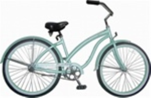 "Firmstrong 26"" Women's Bella Classic Urban Cruiser Bicycle"