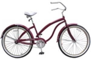 "Firmstrong 26"" Women's Bella Fashionista Special Edition Urban"
