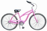 "FIRMSTRONG 26"" WOMEN'S URBAN Shimano Nexus 3 SPEED CRUISER"