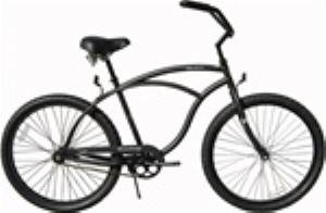 "Firmstrong 26"" Men's Limited Edition Steel Urban Single Speed Crusier"
