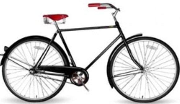 "GreenLine Classic Dutch Style 28"" Cruiser Bicycle"