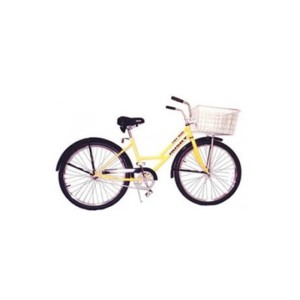 HUSKY Industrial Woman's Cruiser Single Speed Bicycle