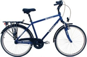 Verso Roma Men's 3 Speed Internal Hub City Bike