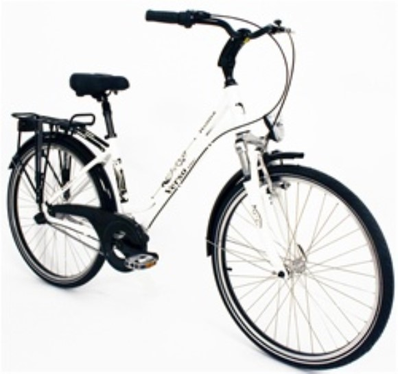 Verso Roma Women's 3 Speed Internal Hub City Bike