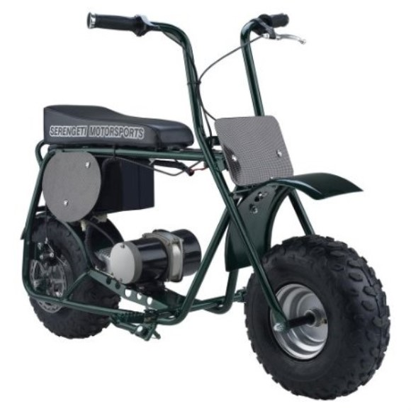 Serengeti Badger 450 Mini Bike