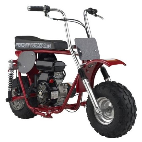 Serengeti Badger 100 Mini Bike