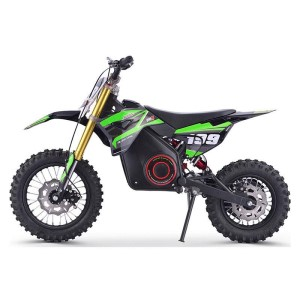 MotoTec 36v Pro Electric Dirt Bike 1000w Lithium MT-Dirt-Pro_Green
