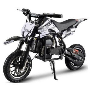 Kids Dirt Bike MotoTec 49cc GB