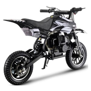 MotoTec 49cc GB Dirt Bike rear